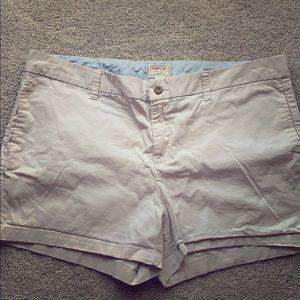 Gap khaki shorts